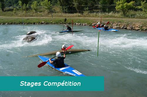 Stages Compétition
